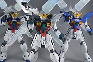 MG ガンダムXのレビュー (1)rt