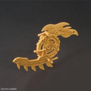 BB戦士411 黄蓋グフ合体武装6種(乙) (1)