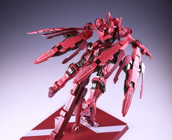 METAL BUILD ガンダムアストレア TYPE-F (GN HEAVY WEAPON SET) (1)