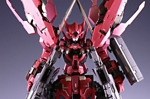 METAL BUILD ガンダムアストレア TYPE-F (GN HEAVY WEAPON SET) (3)t
