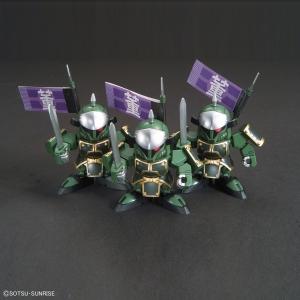 BB戦士407 董卓ザク部隊兵(董卓軍) (5)
