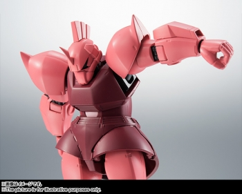 ROBOT魂 MS-14S シャア専用ゲルググ ver. A.N.I.M.E. (1)