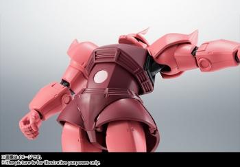ROBOT魂 MS-14S シャア専用ゲルググ ver. A.N.I.M.E. (7)