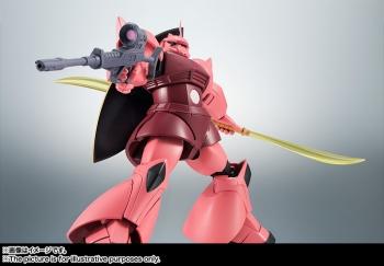 ROBOT魂 MS-14S シャア専用ゲルググ ver. A.N.I.M.E. (15)