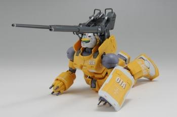 HG ガンキャノン機動試験型火力試験型 (4)