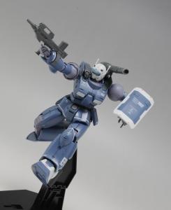 HG ガンキャノン最初期型(鉄騎兵中隊機) (4)