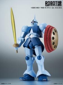 ROBOT魂 YMS-15 ギャン ver. A.N.I.M.E. (3)