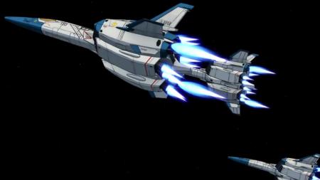 『機動戦士ガンダム THE ORIGIN 誕生 赤い彗星』予告3 (2)