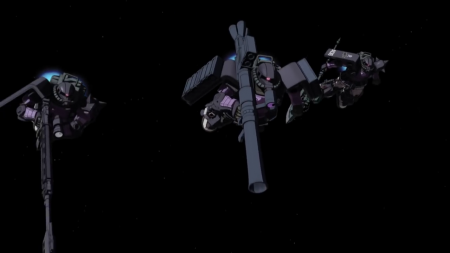 『機動戦士ガンダム THE ORIGIN 誕生 赤い彗星』予告3 (1)