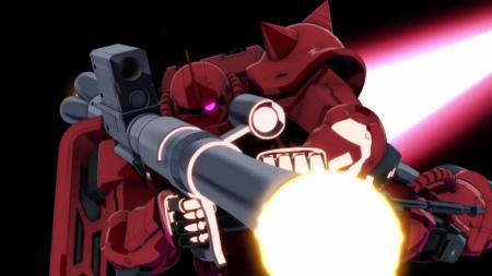 『機動戦士ガンダム THE ORIGIN 誕生 赤い彗星』予告3 (6)