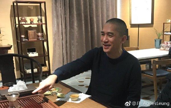 トニーさん@「捉妖記2」南京宣伝