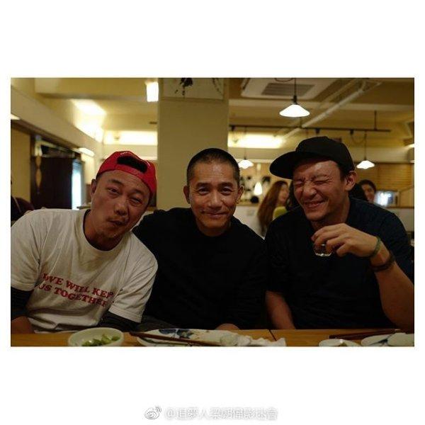 トニーさん&イーソン&チャン・チェン2