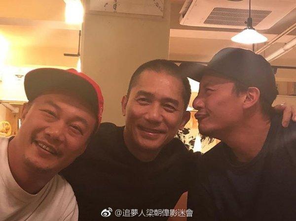 トニーさん&イーソン&チャン・チェン3