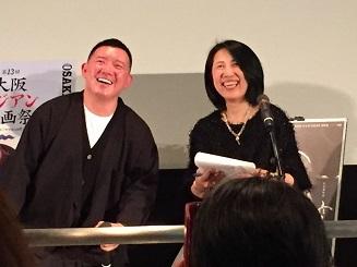 チャップマン・トー@大阪アジアン映画祭2