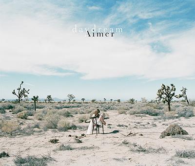 Aimer「daydream」(初回生産限定盤A)(Blu-ray Disc付)
