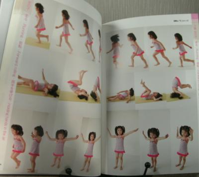 92・連写ポーズライブラリー 子供編 究極アングル&決定的瞬間満載!!・7