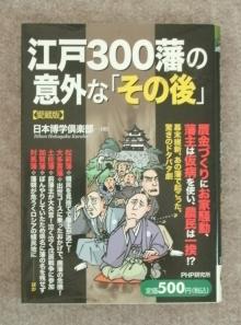 江戸300潘の意外なその後 (1)