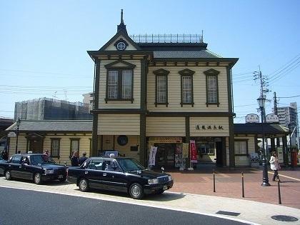 道後駅03