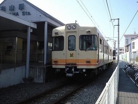 伊予鉄電車02