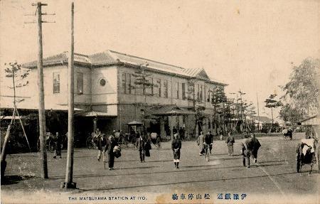 松山市駅01