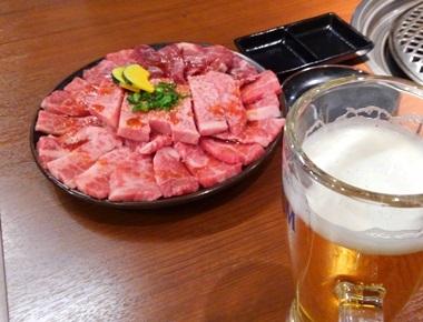 04お肉盛り