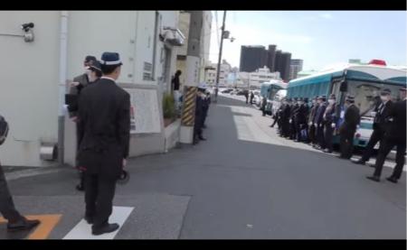 【動画】福島瑞穂発狂!連帯ユニオン関西生コン支部に再び強制捜査(1)
