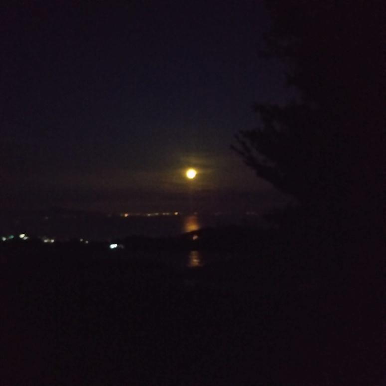 Full moon 20180302