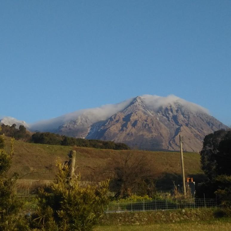 Mt. Heisei 20180310