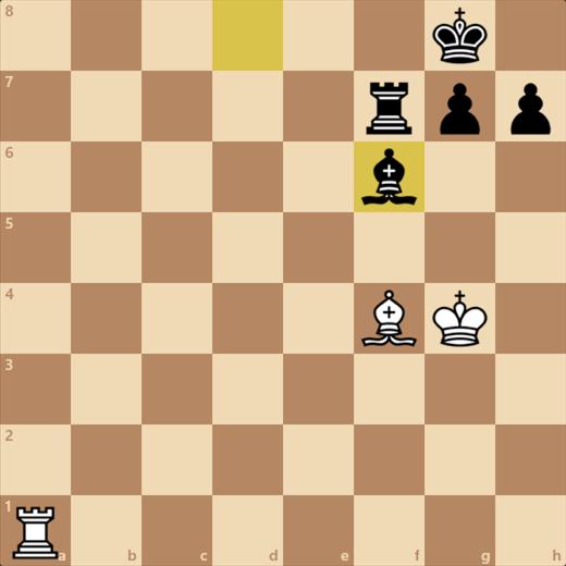 白番。駒損だけどドローにできる