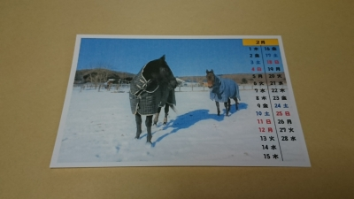 ②2018 カレンダー2月(ブログ用)