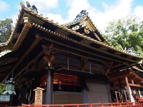 国宝御社殿