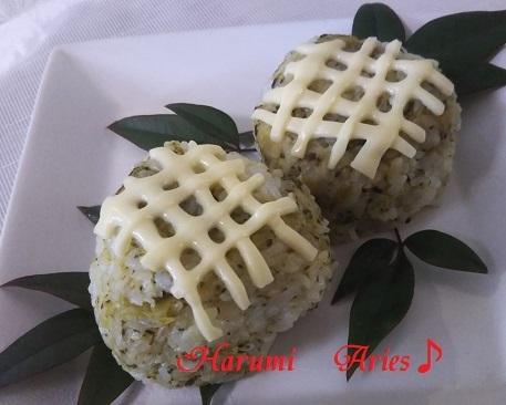 ブロッコリーご飯・ブログ用