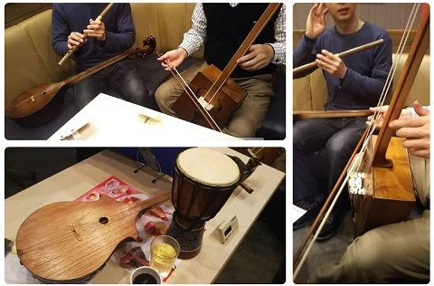 平成30年3月17日モンゴル音楽