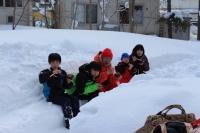 雪遊び30