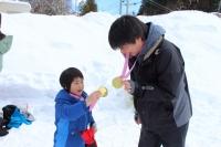 雪遊び23