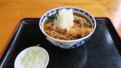 ゆず味・おろし天ぷら@1,000円