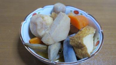 里芋入り野菜の煮物