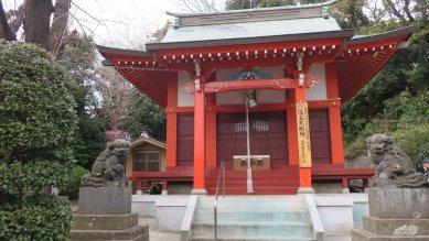 淡島神社・拝殿