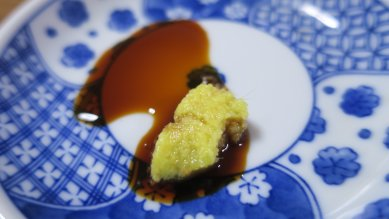 生姜醤油で