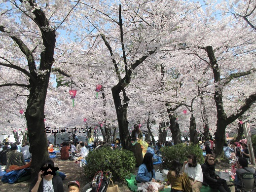 3・29鶴舞公園