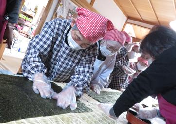 長巻き寿司92