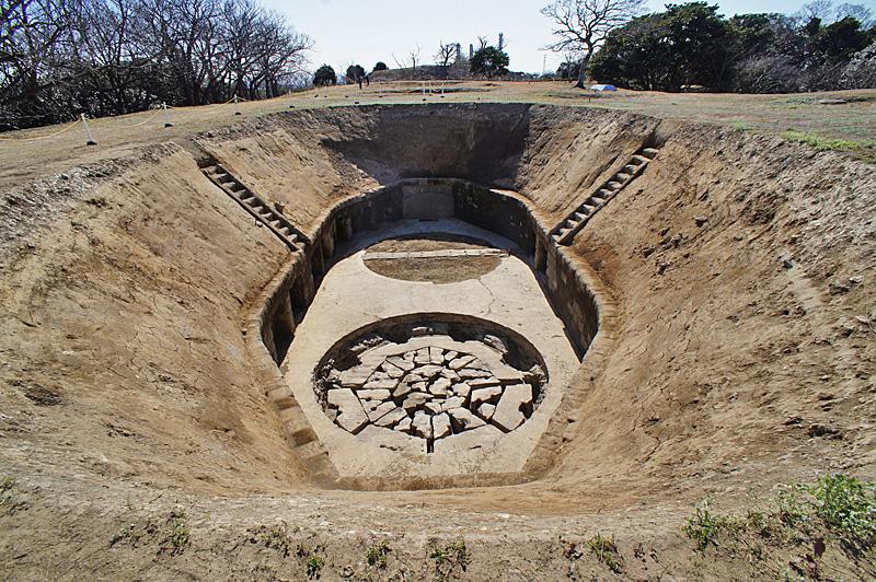 180218,千代ヶ崎砲台跡01