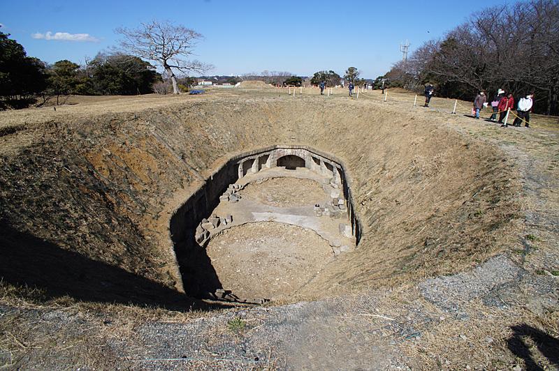 180218,千代ヶ崎砲台跡10