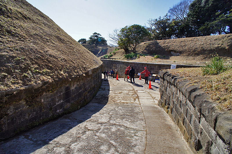 180218,千代ヶ崎砲台跡11