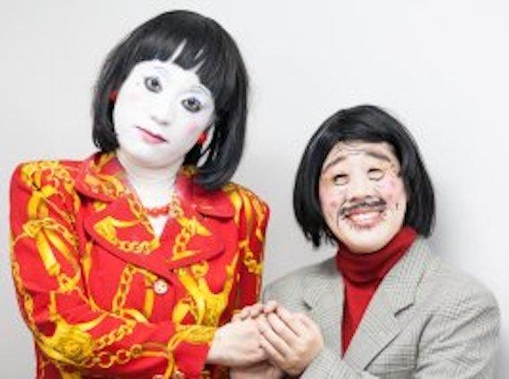 日本エレキテル連合 写真