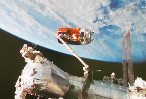 無人宇宙補給機 こうのとり5号機