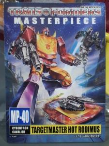 トランスフォーマー マスターピース MP-40 ターゲットマスターホットロディマス (6)