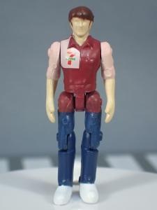 トランスフォーマー マスターピース MP-711 サイバトロン総司令官 コンボイ (セブン-イレブン限定商品)ビークルモード他 (5)