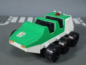 トランスフォーマー マスターピース MP-711 サイバトロン総司令官 コンボイ (セブン-イレブン限定商品)ビークルモード他 (8)