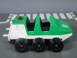 トランスフォーマー マスターピース MP-711 サイバトロン総司令官 コンボイ (セブン-イレブン限定商品)ビークルモード他 (10)